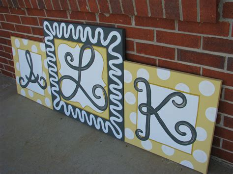 best 25 initial canvas ideas on canvas