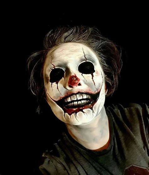 ideas scary best 25 scary clown makeup ideas on scary