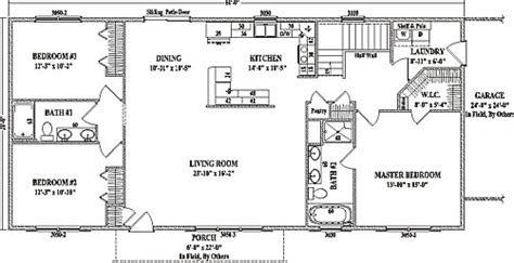 open house floor plans with pictures open floor plans ranch style homes floor plans