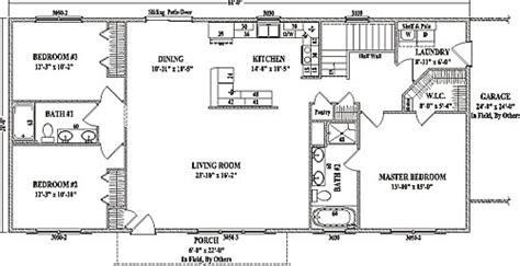 open ranch floor plans open floor plans ranch style homes floor plans