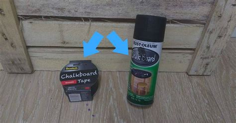chalk paint vs chalkboard paint review chalkboard paint vs chalkboard hometalk