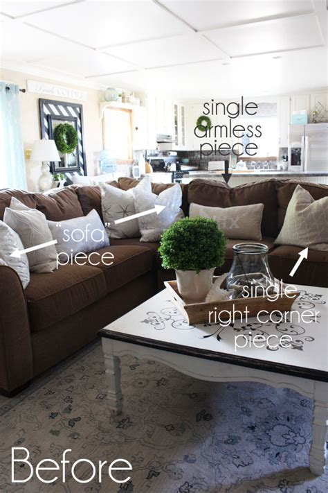 how to make a slipcover for a sectional sofa how to make a slipcover for sectional sofa memsaheb net