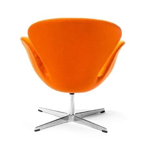 orange living room chair orange swivel chair for living room home design furniture