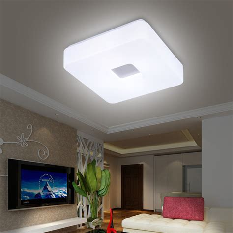 square led ceiling lights square flush mount ceiling light reviews shopping