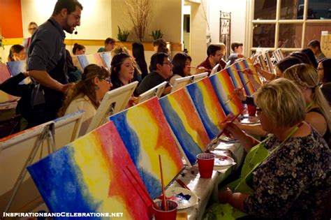 paint nite instagram paint nite a date that inspires creativity