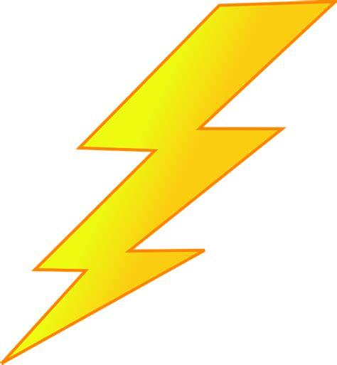 lightning bolt yellow animated lightning www pixshark images