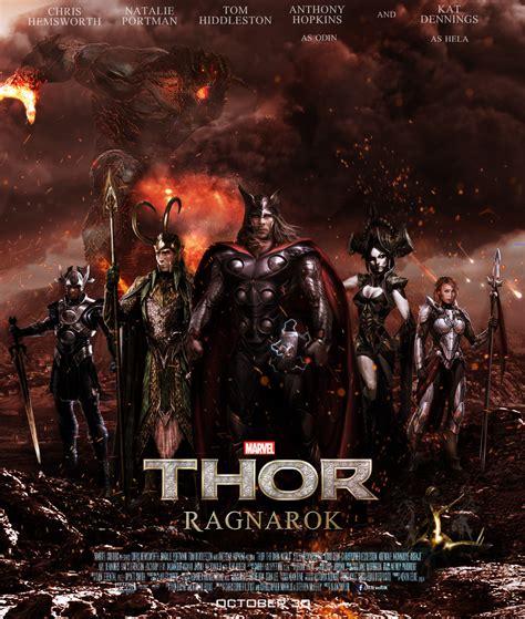 thor ragnarok thor ragnarok marvel cinematic universe ultimate