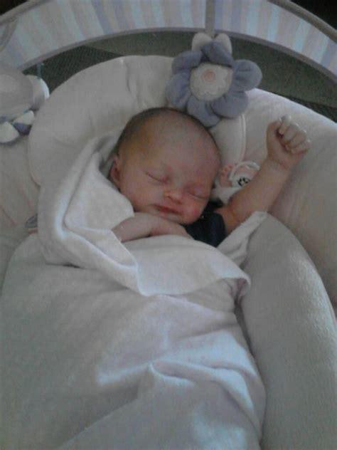 babies sleeping in crib the gallery for gt newborn baby sleeping in bassinet