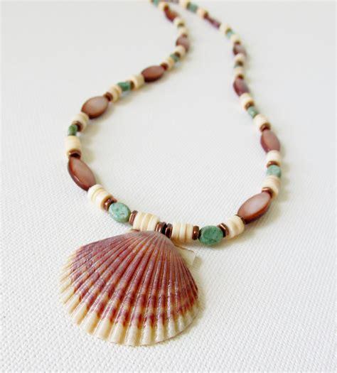 seashell jewelry seashell necklace seashell jewelry shell by