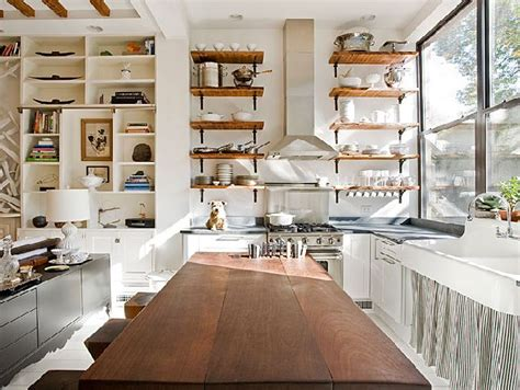 open shelves kitchen design ideas stylish ways to design open shelves