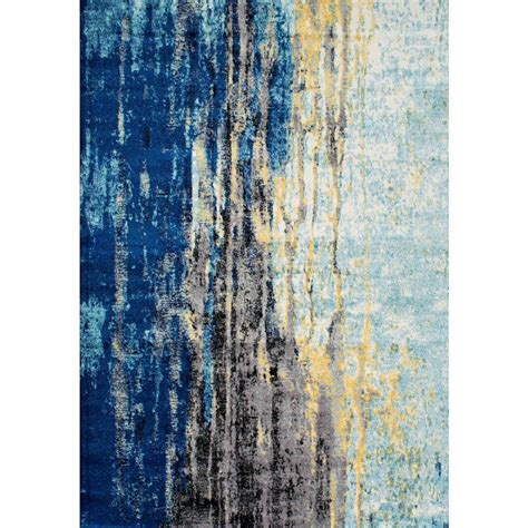 7 ft area rugs nuloom katharina blue 7 ft 10 in x 10 ft 10 in area