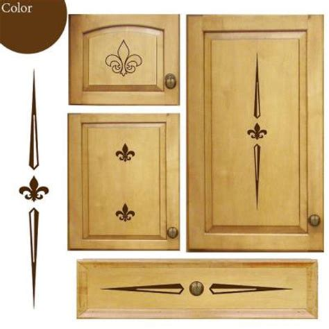 kitchen cabinet decals cabinet accents kitchen cabinet decorative decal stickers