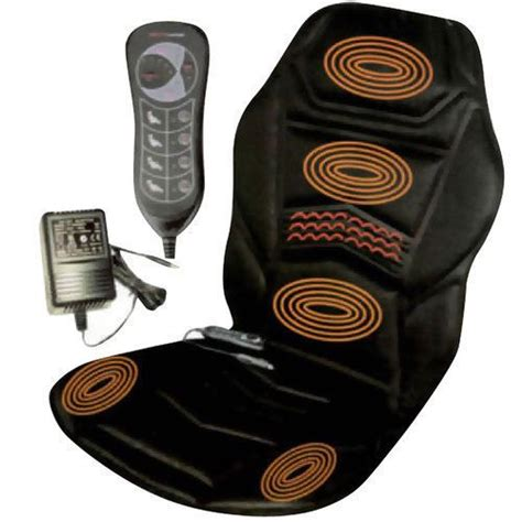Heat Chair by Back Massager For Chair With Heat Lawhornestorage