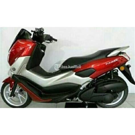 Warna Motor Matic by Motor Matic Keren Yamaha Nmax Tahun 2015 Warna Merah Bekas