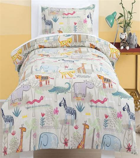 tesco single bedding sets buy jungle bedding animals single duvet from our
