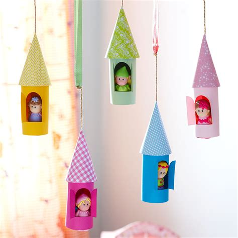 castle crafts for how to make a paper castle decoration