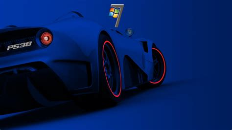 Car Wallpaper Windows 7 windows 7 carro hd papel de parede widescreen alta