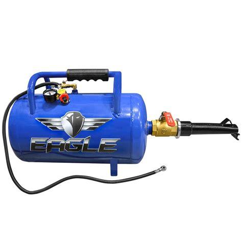 tire bead blaster portable air tank bead seater