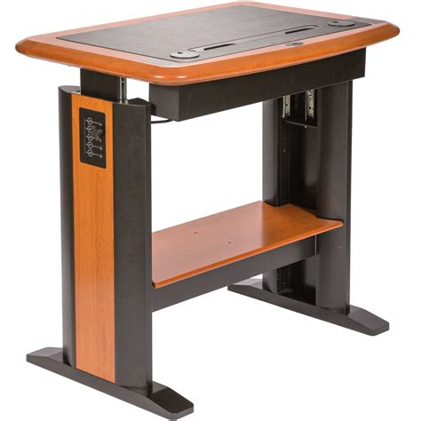 desk standing standing computer desk 1 caretta workspace