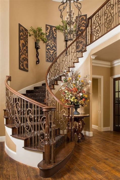 stairs decorations 1000 ideas about stairway wall decorating on