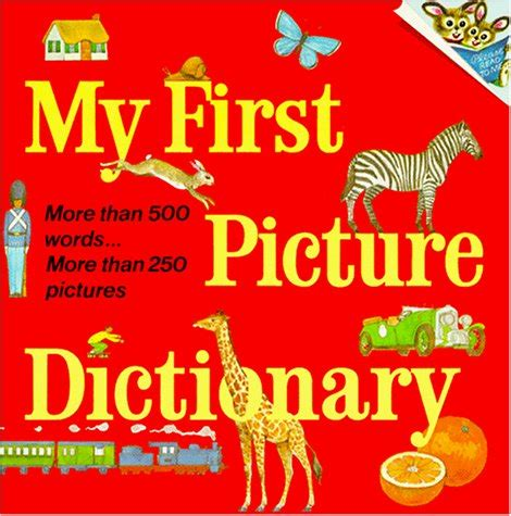 picture dictionary book my picture dictionary by huck scarry reviews