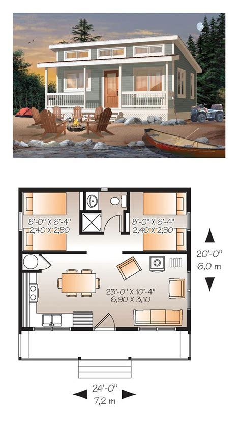 guest cabin floor plans best 20 tiny house plans ideas on small home