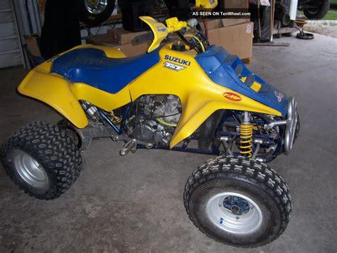 Suzuki Lt250r by 1989 Suzuki Lt250r Quadracer