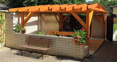 roofing for pergolas pitched roof pergola