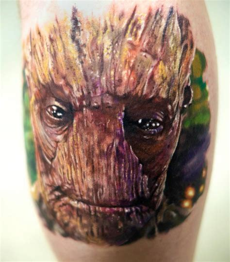 inked wednesday 96 groot harry potter mandrake and