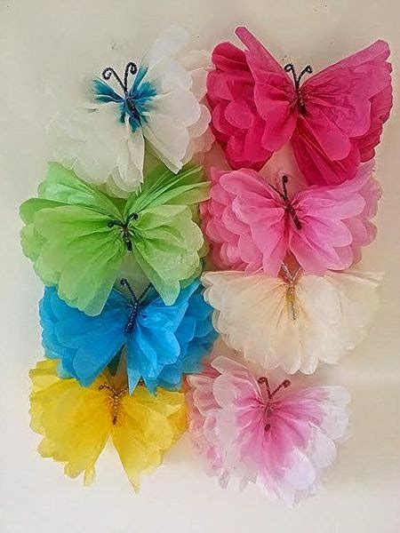 Tissue Paper For Ideas Arts And Crafts Projects