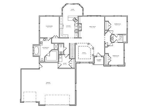3 bedroom house design split bedroom ranch hosue plan 3 bedroom ranch house plan
