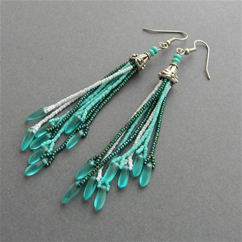 how to make beaded jewelry earrings crafting wire top 5 beaded earrings roundup