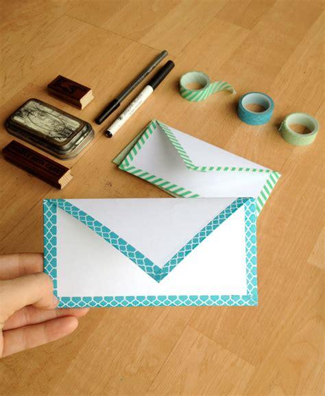 envelope crafts for diy envelopes family crafts