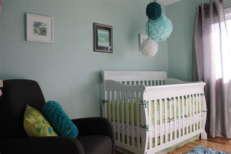 behr paint colors aqua smoke tiny space lots of details project nursery