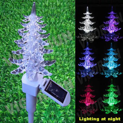 tree lights outdoor solar china solar tree garden light vs 80171w