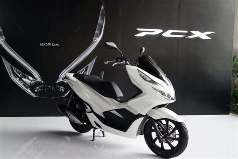 Pcx 2018 New by 2018 Honda Pcx150 Introduced In America Rm14 341