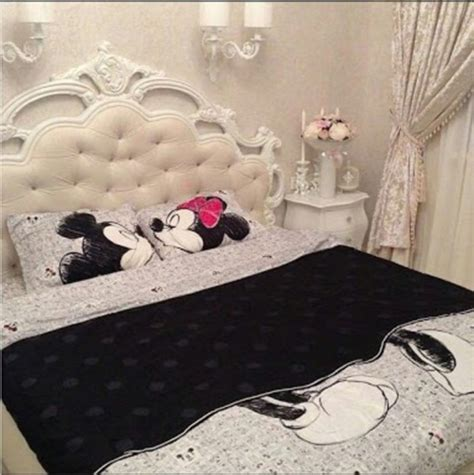 mickey and minnie comforter set home accessory minnie and mickey bedding disney