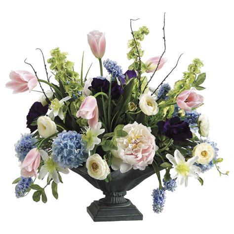 artificial floral arrangements quartz artificial flower arrangements