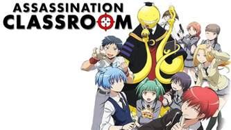 assassination classroom assassination classroom tv fanart fanart tv