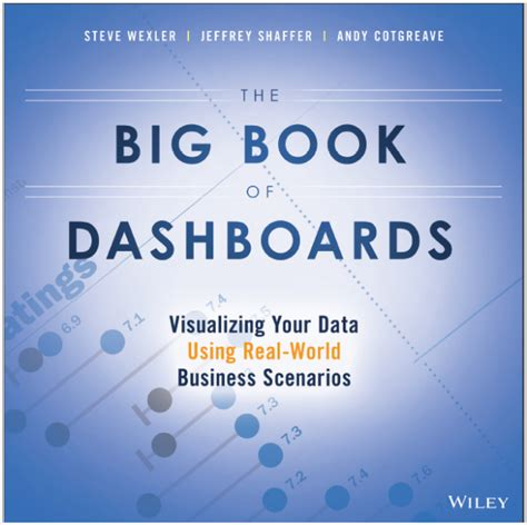big book of pictures home bigbookofdashboards