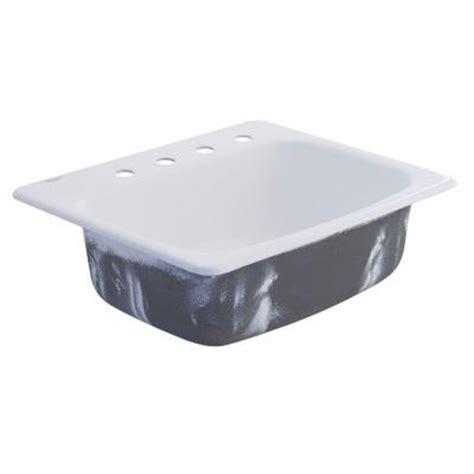 american standard cast iron kitchen sink american standard top mount cast iron 25x22x8 75 4