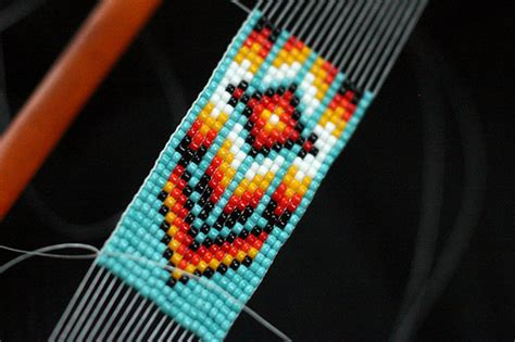 how to indian bead beadwork flickr photo