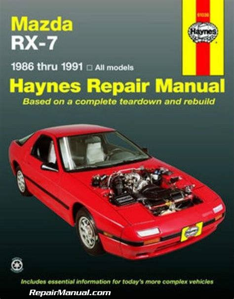 small engine maintenance and repair 1983 mazda rx 7 security system service manual 1986 mazda b series repair manual service manual 1986 mazda b series remove