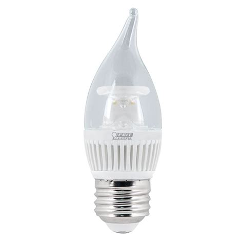 led light bulbs candelabra base 60w ecosmart led 60w candelabra base sw ecosmrt the home