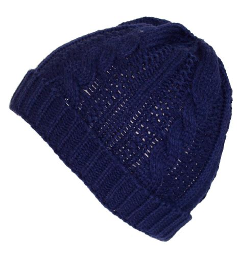 fleece lined cable knit new cable knit sherpa fleece lined cap winter
