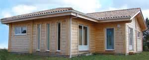 tarif maison en bois cl 233 en palzon