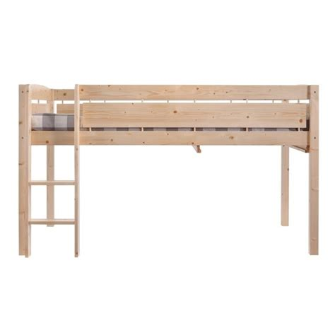junior loft bunk bed canwood whistler junior wood loft bunk bed in 2131 5
