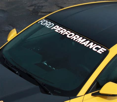 Ford Performance Parts by Ford Performance Parts Launched For St Rs And Mustang