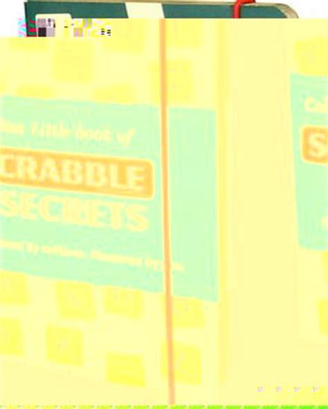 scrabble book of words scrabble