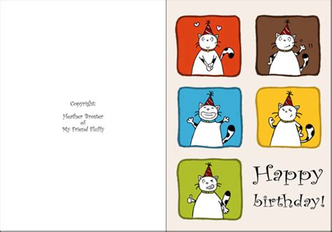 make printable birthday cards how to create printable birthday cards